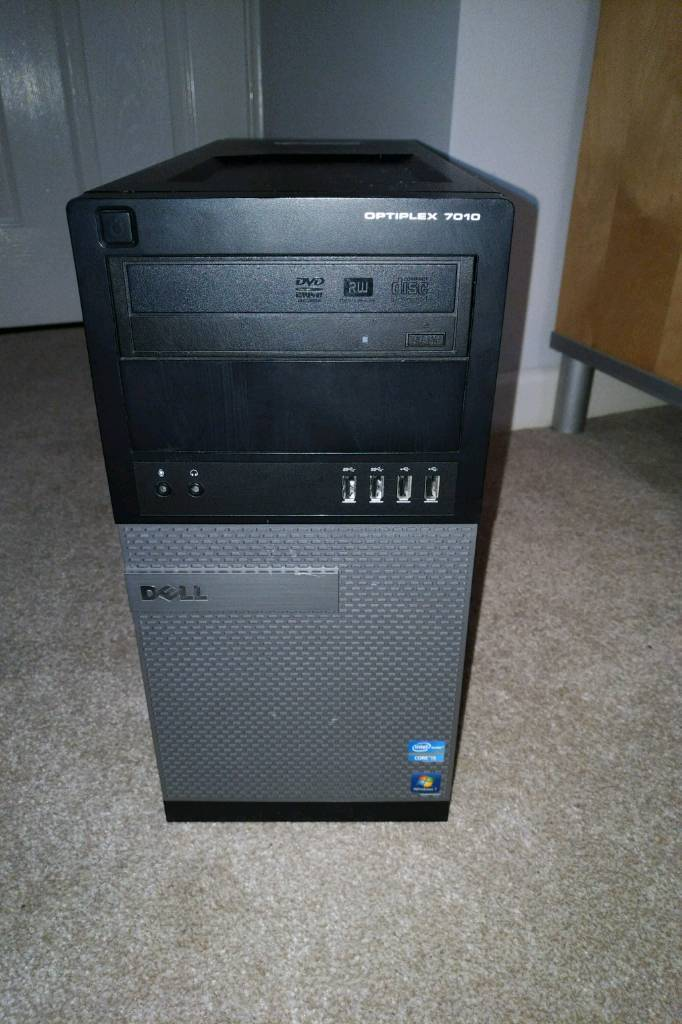 Dell Optiplex 7010 CAD Station