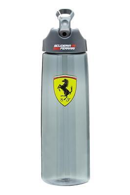 Scuderia Ferrari Formula 1 Authentic Black Sports Bottle