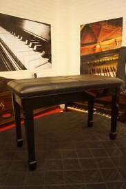 Brand new piano bench