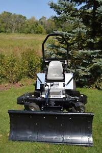 Snowplows for Zero Turn Lawn MowersShipping and Mount  Included