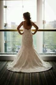 Essence of Australia Wedding dress size 8-10