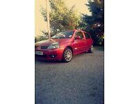 Clio sport 2L 16v