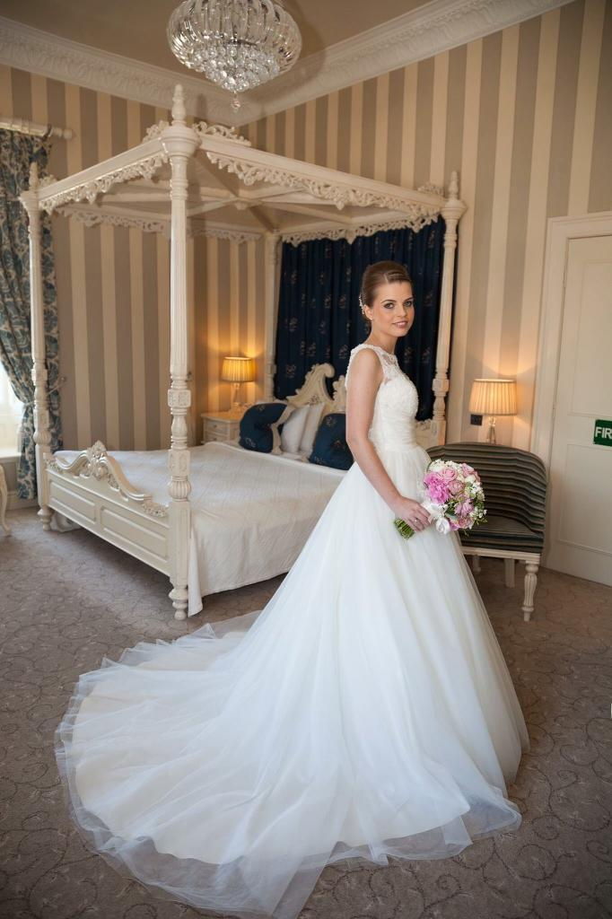 Alfred Sung Wedding Dress Size 8 RRP £1295