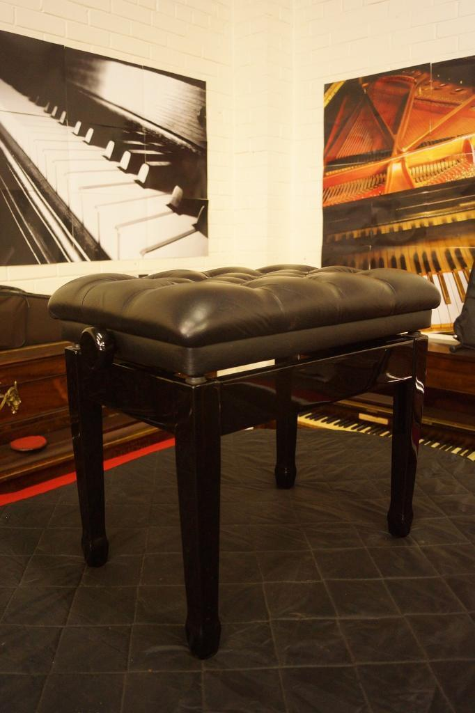 Second hand button top adjustable piano stool & Second hand button top adjustable piano stool | in Leith ... islam-shia.org
