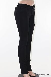 Cello LA Black Jeggings Skinny Women'S Stretch Fitted Pants Slim ...