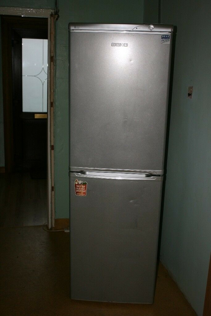 Beko Tall Fridge Freezer DELIVERED Fully Working