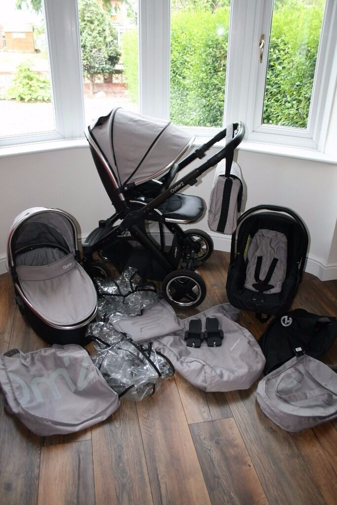 Babystyle Oyster 2 Oyster2 Pram Travel System 3 In 1