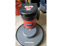 floor polisher/buffer Victor Sprite 400
