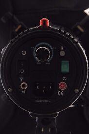 Photographic Studio lights