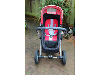 Mothercare My3 3-wheel pram for sale