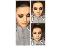 Makeup artist.