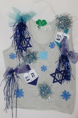 hanukkah sweater for sale  Shipping to Canada