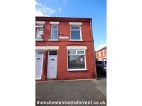 £1295pcm STUDENT ACCOMMODATION TO RENT 4 BEDROOM HOUSE, 10 MINUTES TO UNIVERSITY, MANCHESTER