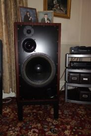 ATC SCM 150ASL Classic finished in ROSEWOOD (with alternative ATC matching Rosewood tower plinths)