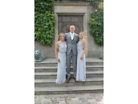 This season's Monsoon Bridesmaid dresses (worn once, prof. dry cleaned) (1 size 6 & 1 size 8)