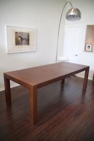 IKEA Jamsunda dining table - seats 8