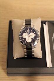 Maurice Lacroix Miros Chronograph Watch - MI1028-SS002-331