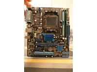 Asus M5A78L-M LX (AMD AM3+ socket with I/O shield )