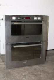 Bosch Under-Counter Double Oven/Cooker Digital Display Good Condition 12 Month Warranty