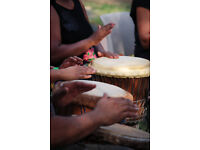 Djembe Drummming Classes