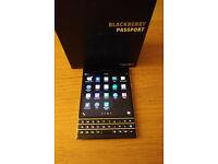 Blackberry Passport 32GB Unlocked - V. Good condition