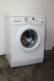 Bosch 6kg Washing Machine 1200 Spin Digital Display Excellent Condition 6 Months Warranty