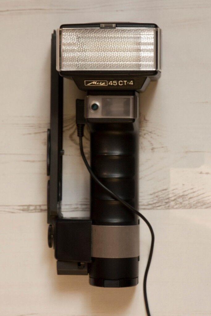 Metz 45 CT4 Flashgun