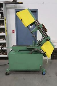 Cosen SH-916JA Hydraulic Horizontal Bandsaw