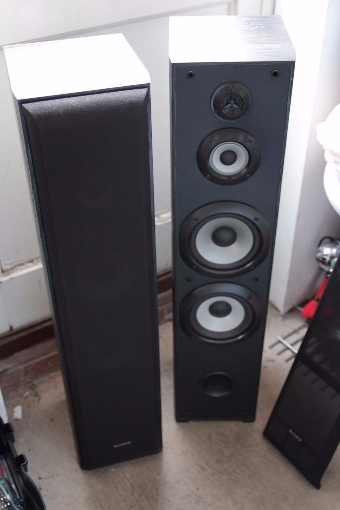 Sony SS F6000P speakers immaculate in Redditch  : 86 from www.gumtree.com size 683 x 1024 jpeg 55kB