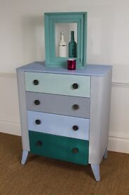 Unique Quirky Chest of Drawers