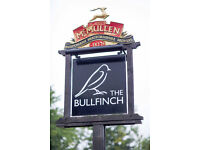 Assistant Manager - Live In/Out - Up to £20,000 per year - Bullfinch - Riverhead, Seven Oaks