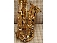 Yanagisawa A901 alto saxophone