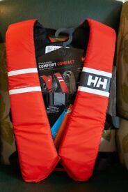 Helly Hansen Comfort Compact 50N buoyancy aid 50N L-XL