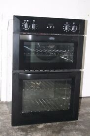 Belling Built-In Double Oven.Digital Display.Excellent Condition.12 Month Warranty.