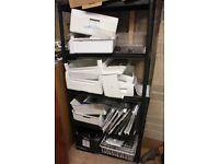 Job Lot Fridge Drawers & Shelves