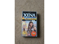 Xena Warrior Princess VHS