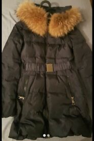Ladies/Woman's pure down jacket - Small