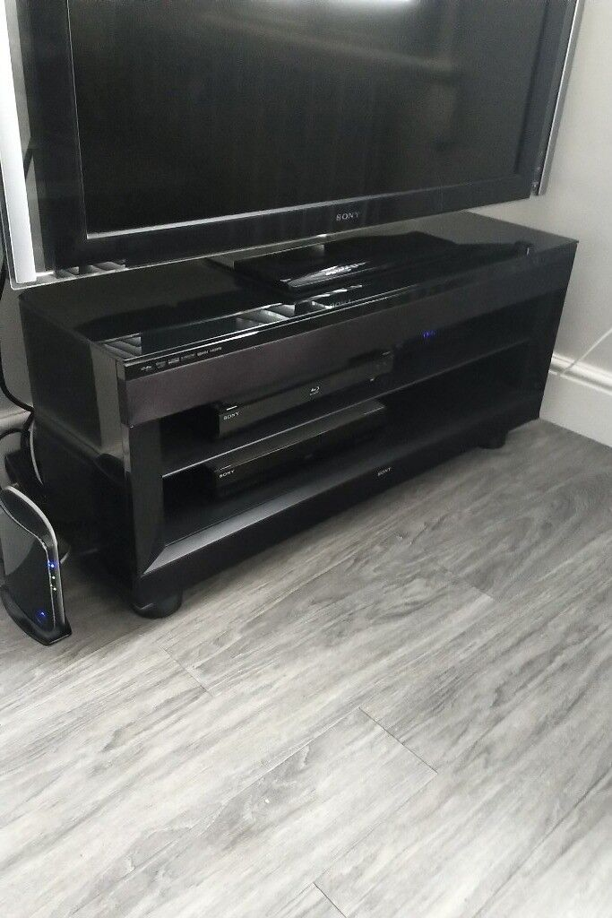 Sony Home Cinematic Theatre Tv Stand With Built In 5 1 Surround