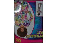Fancy Dress Psychedelic Suit 1960 Groovy Hippie Hippy Medium