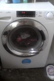 A new washer dyer