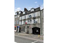 DEPOSIT OPTIONS AVAILABLE: For Lease, HMO Licenced, 3 Bed, 1st Floor flat, Regent Quay, Aberdeen.