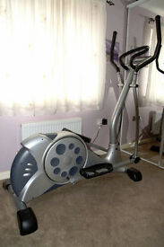 Cross trainer, gym, fitness, training
