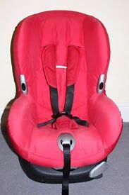 Maxi Cosi Priori Xp Car Seat. In Excellent Condition.