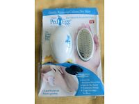PedEgg / Ped Egg Foot Care for Smooth Feet, NEW, Still in Unopened Packet, Histon