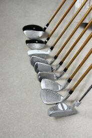 Masters MCJ510 Junior golf - 8 clubs and putter (age 11 - 14)