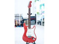 2008 Fender American Standard Stratocaster Ltd Matching Headstock