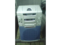 K-Zone Karaoke unit, for sale with microphones