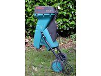 Bosch AXT 2000 Quiet Garden Shredder £95