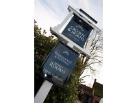 Part time Housekeeper/Cleaner needed for beautiful country pub with rooms- immediate start available