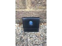 Lladro Black Leather (Coin) Holder
